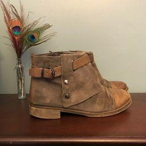 Boutique 9 leather boots